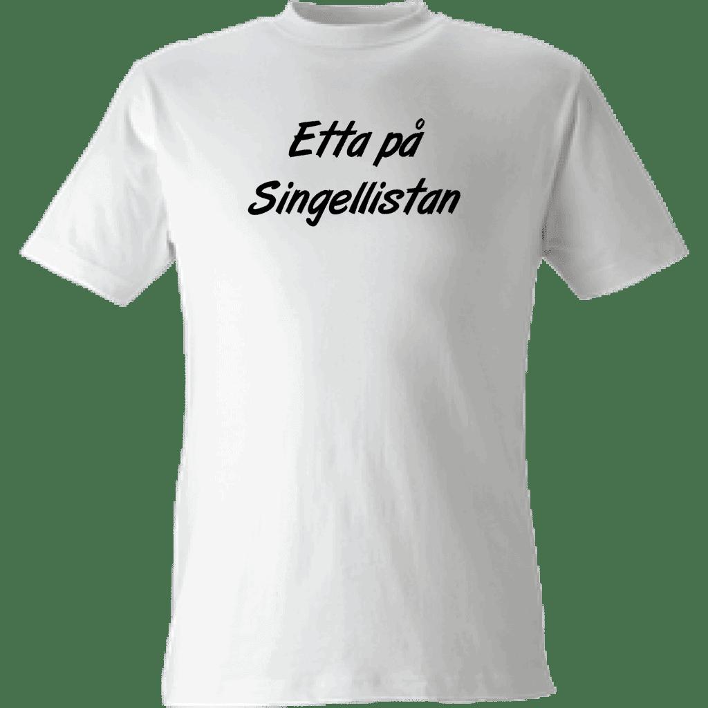 Etta på Singellistan